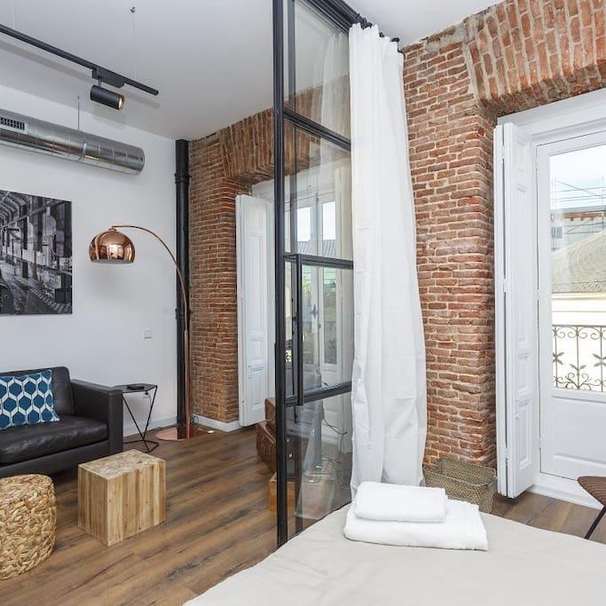 Alquiler pisos de dise o madrid casa dise o for Pisos alquiler vila real